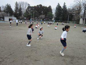 東星学園 大矢正則校長 清瀬 私立 小学校 なわとび Day(6)