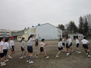 東星学園 校長・大矢正則 清瀬 私立 小学校 なわとび Day(8)