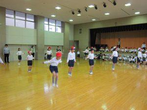 東星学園 大矢正則校長 カトリック ミッション 男女 なわとび Day(3)