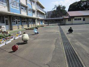 東星学園 大矢正則校長 清瀬 私立 小学校 1年間ありがとうございました(6)