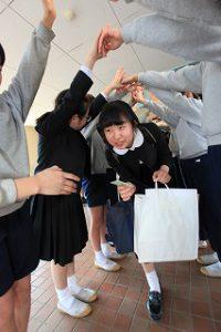 東星学園 校長 大矢正則 カトリック ミッション 男女 『第83回 卒業式』(7)
