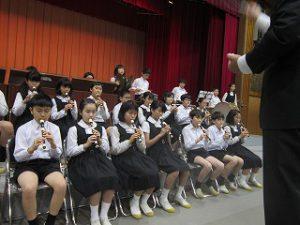東星学園 校長 大矢正則 カトリック ミッション 男女 第50回 ヨゼフ祭(1)