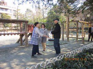 東星学園 校長 大矢正則 カトリック ミッション 男女 職員防犯訓練(3)