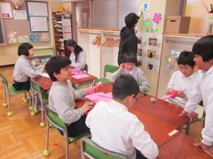 東星学園 校長 大矢正則 カトリック ミッション 男女 まってるよ!1年生(3)