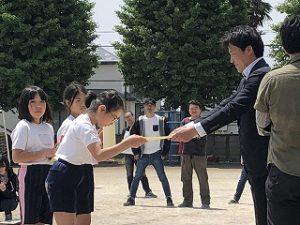 東星学園 校長・大矢正則 カトリック ミッション 男女 第38回 わんぱく相撲清瀬場所(5)