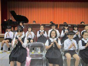 東星学園 大矢正則校長 カトリック ミッション 男女 第50回 ヨゼフ祭(3)