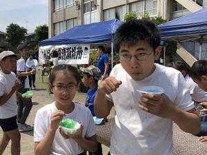 東星学園 大矢正則校長 清瀬 私立 小学校 第38回 わんぱく相撲清瀬場所(6)