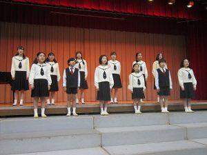 東星学園 大矢正則校長 カトリック ミッション 男女 第50回 ヨゼフ祭(5)