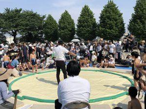 東星学園 校長・大矢正則 カトリック ミッション 男女 第38回 わんぱく相撲清瀬場所(11)