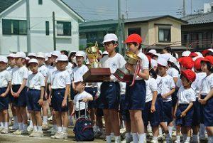 東星学園 校長 大矢正則 清瀬 私立 小学校 みんな なかよく 力いっぱい!(2)
