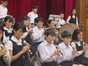 東星学園 校長・大矢正則 清瀬 私立 小学校 第50回 ヨゼフ祭(2)