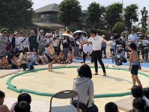 東星学園 校長 大矢正則 清瀬 私立 小学校 第38回 わんぱく相撲清瀬場所(10)