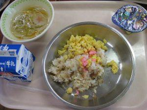 カトリック 私立 清瀬 東星学園 校長・大矢正則 七夕(4)