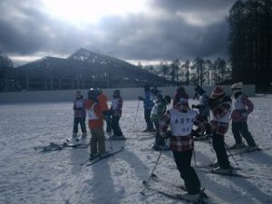 東星学園 校長・大矢正則 カトリック ミッション 男女 湯の丸 スキー教室(1)