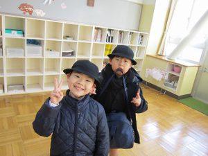 東星学園 校長 大矢正則 清瀬 私立 小学校 始業日(2)