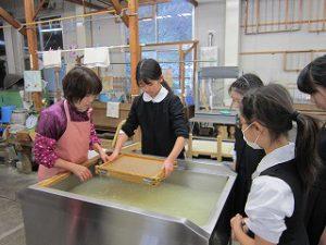 東星学園 校長・大矢正則 カトリック ミッション 男女 4年生 社会科見学(5)