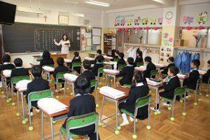 東星学園 校長 大矢正則 清瀬 私立 小学校 ようこそ 東星へ!(4)