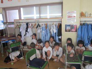 東星学園 大矢正則校長 カトリック ミッション 男女 防犯訓練(3)