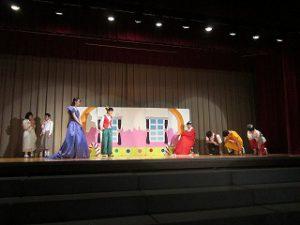 東星学園 校長 大矢正則 カトリック ミッション 男女 第50回 ヨゼフ祭(7)