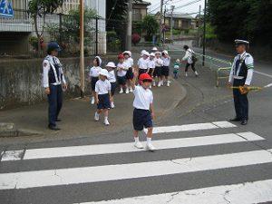 東星学園 校長・大矢正則「交通安全教室」(4) 清瀬 私立 小学校