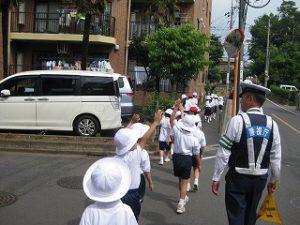 東星学園 大矢正則校長「交通安全教室」(3) カトリック ミッション 男女