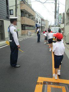 東星学園 大矢正則校長「交通安全教室」(6) 清瀬 私立 小学校