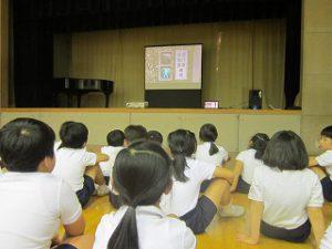 東星学園 校長・大矢正則「交通安全教室」(7) カトリック ミッション 男女