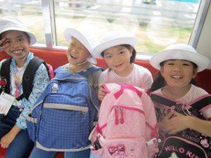 東星学園 校長 大矢正則 カトリック ミッション 男女 3年生 遠足(1)