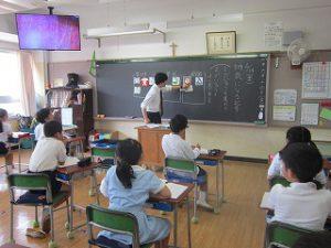 東星学園 校長 大矢正則 カトリック ミッション 男女 3年生(7)