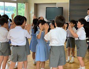 東星学園 校長 大矢正則 清瀬 私立 小学校 3年生(4)