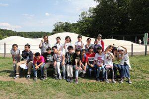 東星学園 校長 大矢正則 清瀬 私立 小学校 6年生 遠足 武蔵森林公園(4)