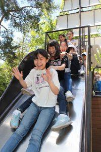 東星学園 校長 大矢正則 カトリック ミッション 男女 6年生 遠足 武蔵森林公園(1)