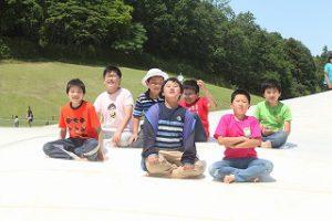 東星学園 大矢正則校長 カトリック ミッション 男女 6年生 遠足 武蔵森林公園(3)
