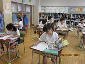 東星学園 校長 大矢正則 カトリック ミッション 男女 夏期学校の事前学習(1)