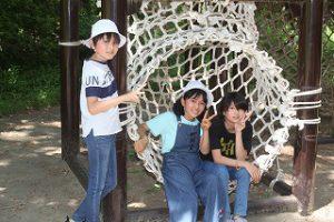 東星学園 校長・大矢正則 清瀬 私立 小学校 6年生 遠足 武蔵森林公園(2)