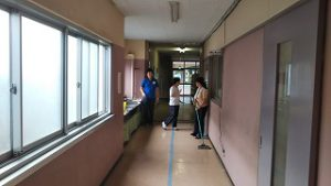 東星学園 校長大矢正則 環境整備8 清瀬 小学校 私立
