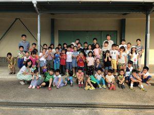 東星学園 校長 大矢正則 カトリック ミッション 男女 <夕涼み会>(20)
