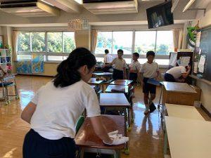 東星学園 校長 大矢正則 カトリック ミッション 男女 5年生(7)