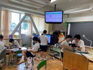 東星学園 校長 大矢正則 清瀬 私立 小学校 5年生(4)