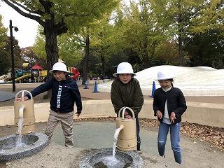 東星学園 大矢正則校長 清瀬 私立 小学校 3年生 遠足(12)