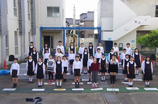 東星学園 校長・大矢正則 清瀬 私立 小学校 第59回東星バザー(20)