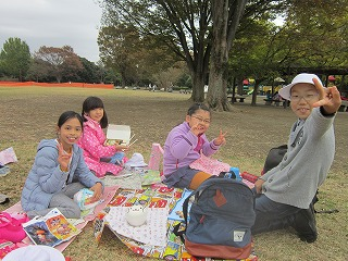 東星学園 校長・大矢正則 3年生 カトリック ミッション 男女 遠足(11)