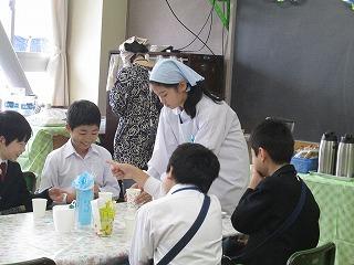 東星学園 校長・大矢正則 清瀬 私立 小学校 第59回東星バザー(14)