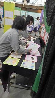 東星学園 大矢正則校長 カトリック ミッション 男女 2019年度展示会(前半)(9)