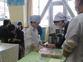 東星学園 校長 大矢正則 カトリック ミッション 男女 第59回東星バザー(13)
