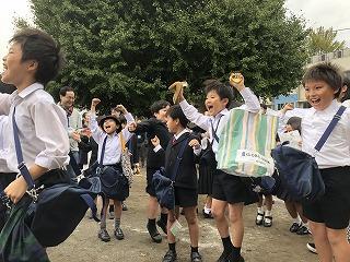 東星学園 校長・大矢正則 清瀬 私立 小学校 第59回東星バザー(2)