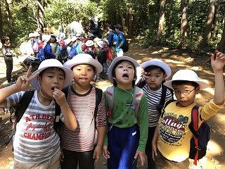 東星学園 校長 大矢正則 清瀬 私立 小学校 「2年生 秋の遠足」(4)