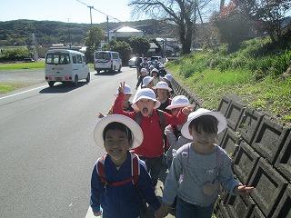 東星学園 校長 大矢正則 カトリック ミッション 男女 「2年生 秋の遠足」(1)