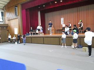 東星学園 校長 大矢正則 清瀬 私立 小学校 第59回東星バザー(16)