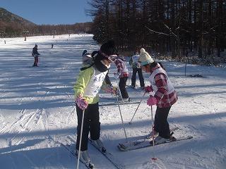 東星学園 大矢正則校長 カトリック ミッション 男女 スキー教室(3)